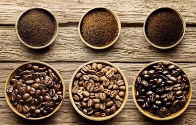 Сорта зернового кофе